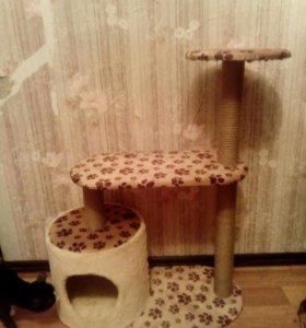 Кошкин дом!))