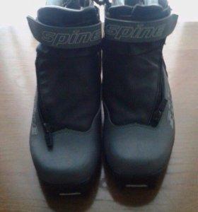 "Лыжные ботинки ""Spine"" 37 размер"