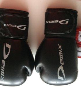 Перчатки и бинты Demix