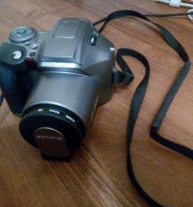Зеркальный пленочный фотоаппарат Olympus IS 300