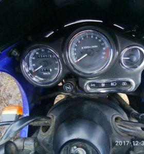 Мотоцикл зонгшен