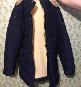 Куртка зимняя мужская новая,очень маломерит ТОРГ
