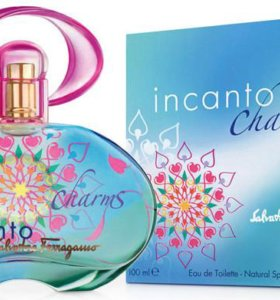 "Salvatore Ferragamo ""Incanto Charms"" 100 мл"