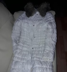 Зимняя(на теплую зиму) куртка