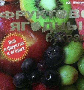 Книга рецептов « Фруктово - ягодный букварь»