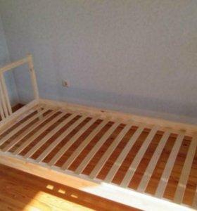 Кровать фельсье