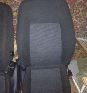 Сиденья на форд Мондео 4