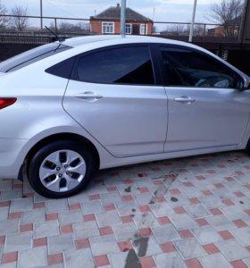 Hyundai Solaris МТ 2011г