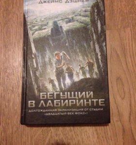 """Книга """"Бегущий в лабиринте"""" 1 часть"""