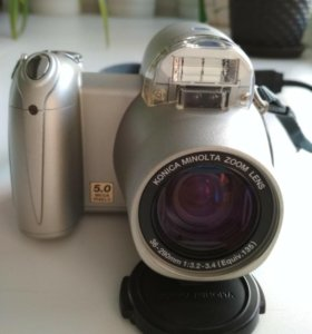 Фотокамерa Konika Minolta DiMaGE Z20