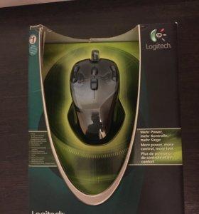 мышь Logitech Gaming mouse G300