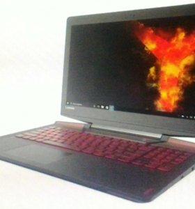 🌲 Игровой ноутбук Lenovo Legion Y720-15IKB