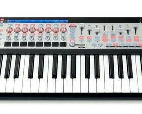 Midi-клавиатура Novation 61 SL mk II (бу)