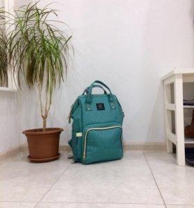 Рюкзак-сумка для мам