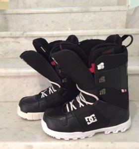 Ботинки DC для сноуборда