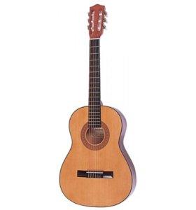 Новая гитара с чехлом.