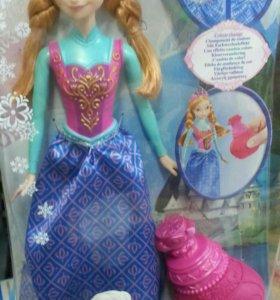 Кукла Принцесса Диснея, Анна.