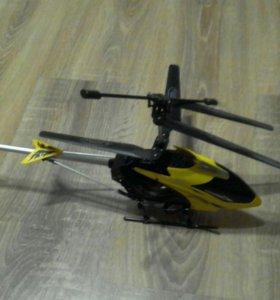 Вертолет на р/управлении