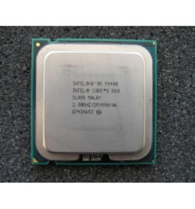 Процессор Intel Core 2 Duo E4400 2.00Ghz/2m/800/06