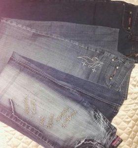 Вещи джинсовые