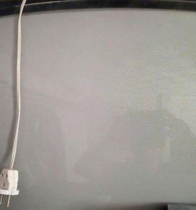 Телевизор Горизонт , рабочий. Старый , полупроводн