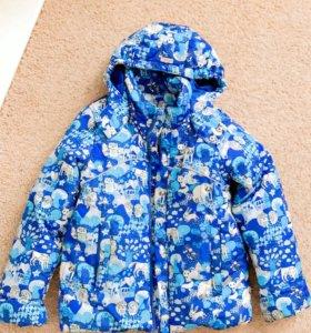 Куртка финская на 122