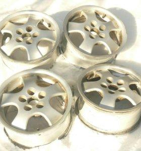 Литые диски R15 на Ford 5*108 et 38 dio 70