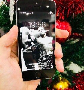 iPhone SE 16 GB Space Gray РОСТЕСТ