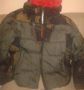 Куртка пуховик (WHS)