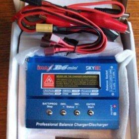 Зарядное устройство imax B6 mini