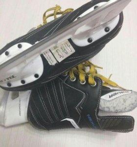 Детские хоккейные коньки