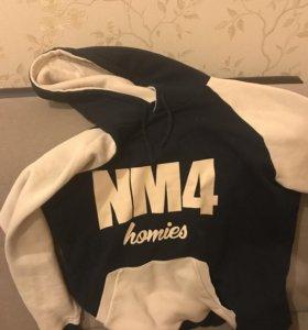 Сноубордическая толстовка NM4 homies