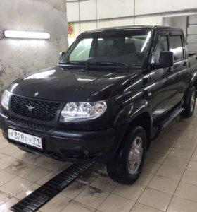 Уаз pickup 2014г.в