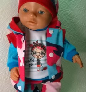 Одежда для кукол (бери борн)
