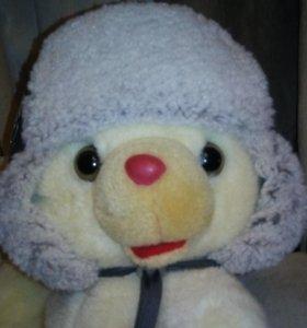 Зимняя детская шапка НОВАЯ