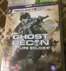 Игра GHOST RECON FUTURE SOLDIER.