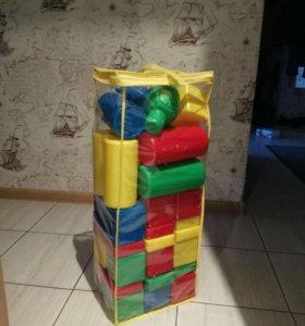Игровой набор кубиков
