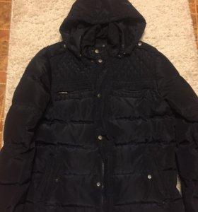 Зимняя куртка мужская