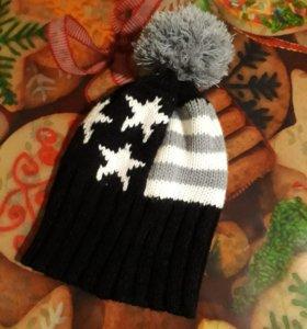 Зимная шапка