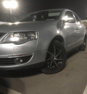 Volkswagen Passat b6 1,8 tsi