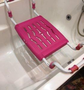 Сиденье для ванны раздвижное
