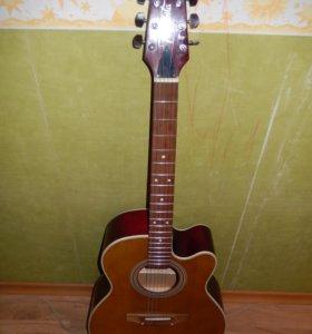 Акустическая гитара Trembita