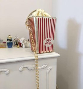 Сумка в форме попкорна