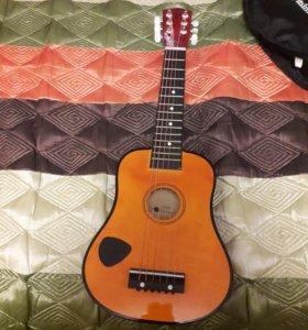 Гитара 63 см