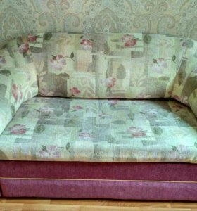 Шикарный раскладной диван