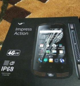 Телефон IP68