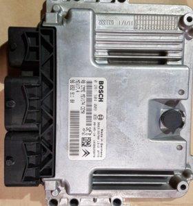 Блок управления двигателем пежо 308