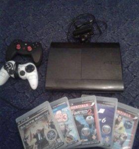 PlayStation 3 SuperSlim 500gb (PS3)