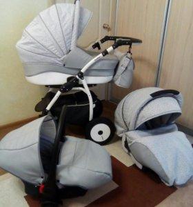 Детская коляска Indigo 3в1