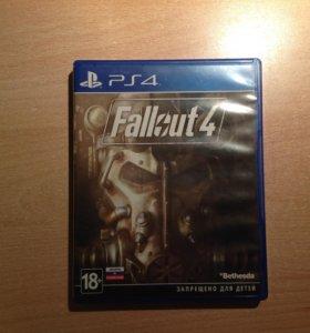 Fallout 4 для PS4 (лицензионная версия игры)